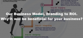 Our Business Model, Branding to ROI. Why it will be beneficial for your business?