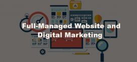 What is a Full-Managed Website and Digital Marketing Services of Marketlink Web Solutions?